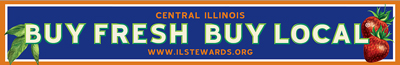 Buy Fresh Buy Local Central Illinois is organized and opertated by Illinois Stewardship Alliance, a a statewide non-profit organization providing programs and support to those working to strengthen regional opportunities for locally-grown foods.